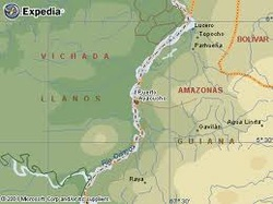 Physical Features The Orinoco River